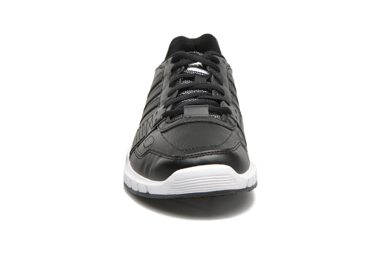 Chaussures de sport Adidas Performance Essential Star .2 Noir vue portées chaussures