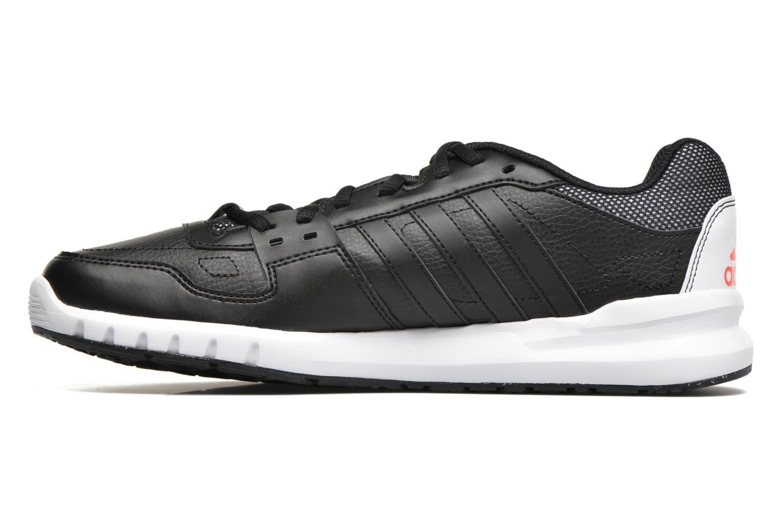 Chaussures de sport Adidas Performance Essential Star .2 Noir vue face