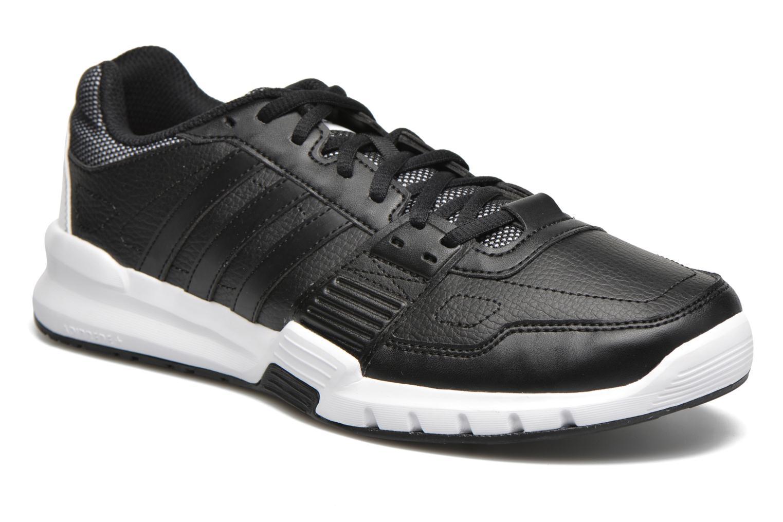 Chaussures de sport Adidas Performance Essential Star .2 Noir vue détail/paire