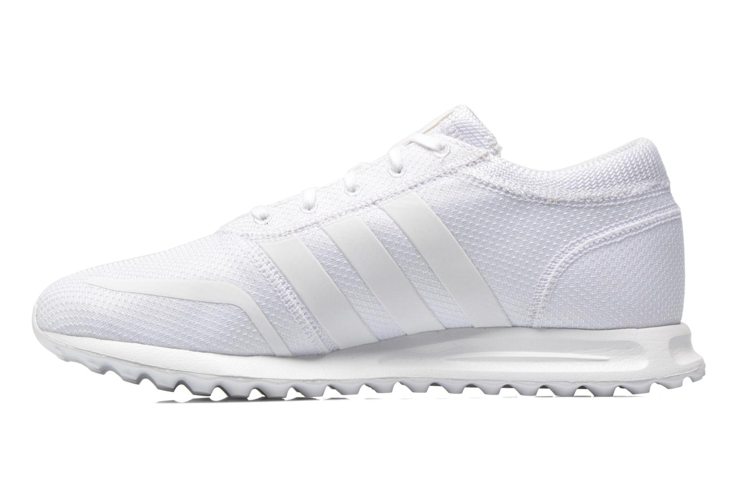 Baskets Adidas Originals Los Angeles Blanc vue face