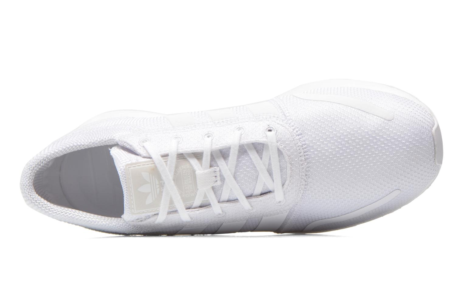Baskets Adidas Originals Los Angeles Blanc vue gauche