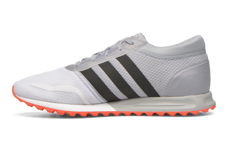 Sneakers Adidas Originals Los Angeles Grijs voorkant