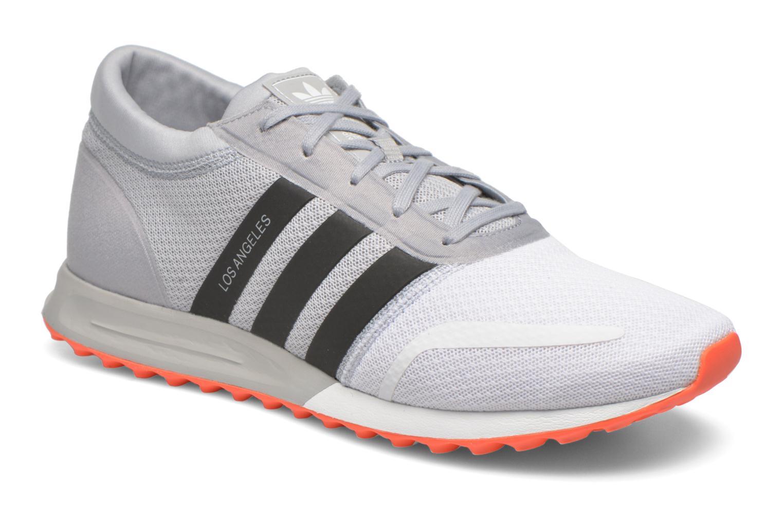 Sneakers Adidas Originals Los Angeles Grijs detail
