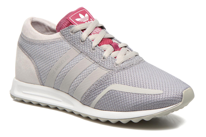 Billig Günstig Online Adidas Los Angeles W - Grau Rabatt Vorbestellen Countdown Paket Online Professionelle Günstig Online Kostengünstige Online-Verkauf knYkY
