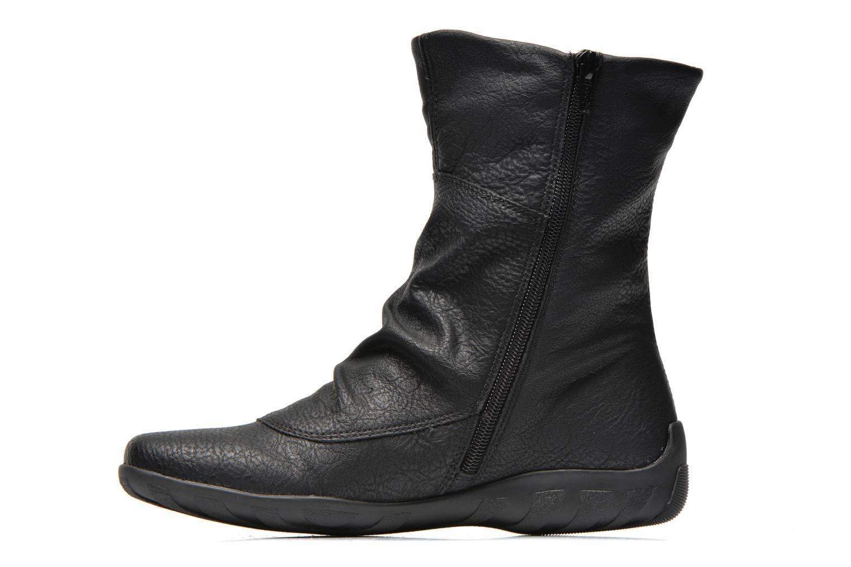 Bottines et boots Remonte Maeta R3479 Noir vue face