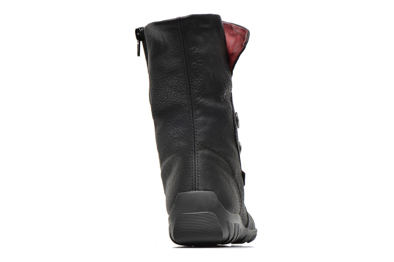 Bottines et boots Remonte Maeta R3479 Noir vue droite