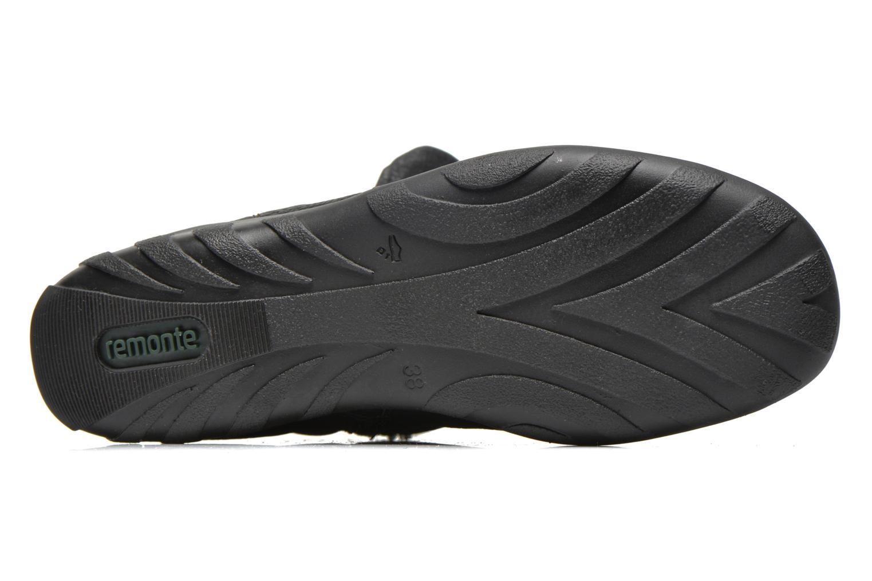 Bottines et boots Remonte Maeta R3479 Noir vue haut
