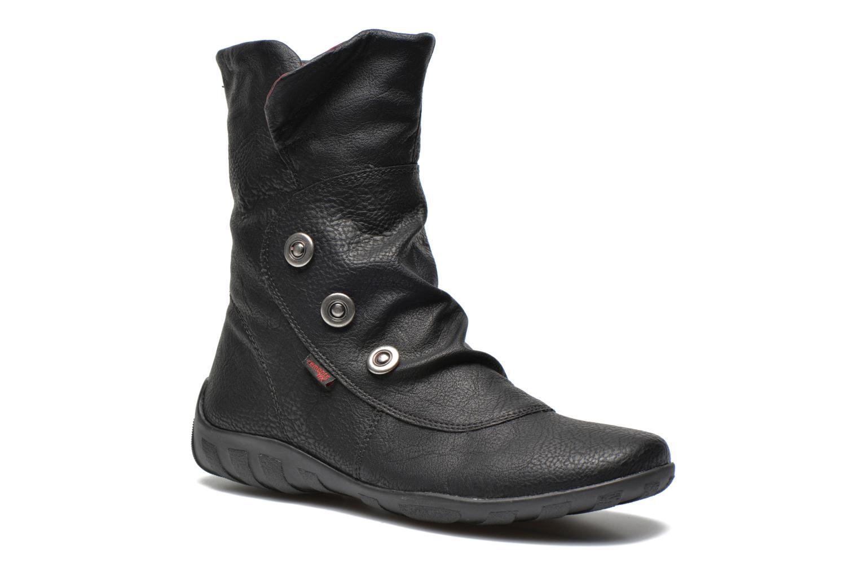 Bottines et boots Remonte Maeta R3479 Noir vue détail/paire