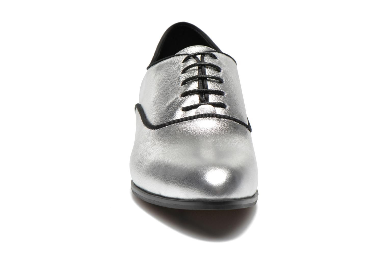 Chaussures à lacets Shoe the bear Gigi Argent vue portées chaussures