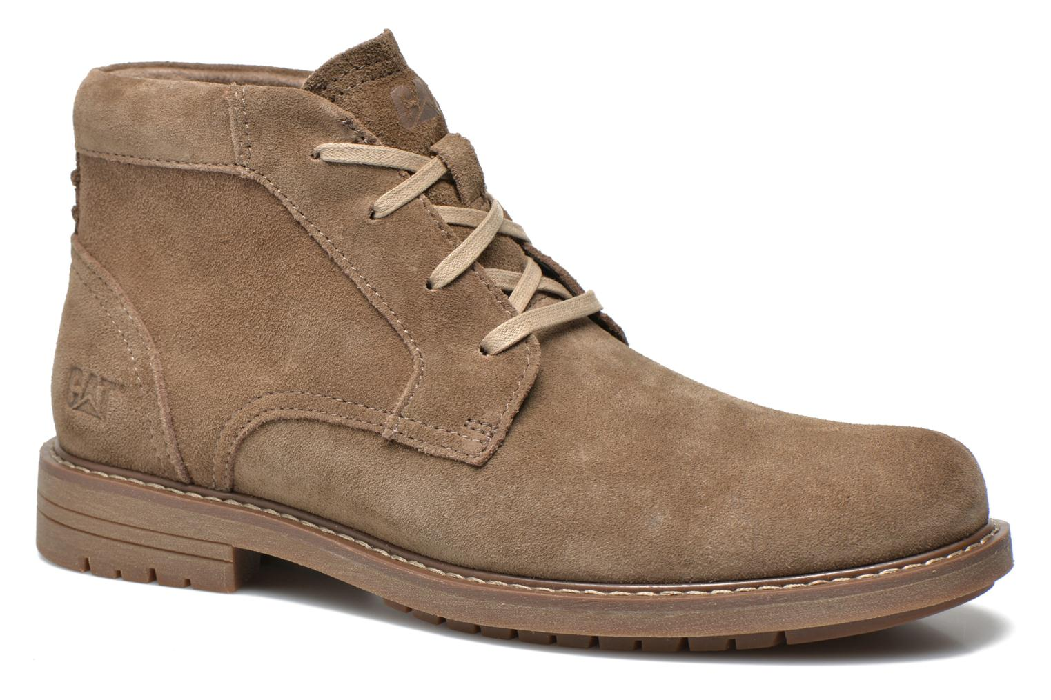 Bottines et boots Caterpillar Brock Marron vue détail/paire