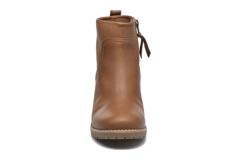 Bottines et boots Panama Jack Arles Marron vue portées chaussures