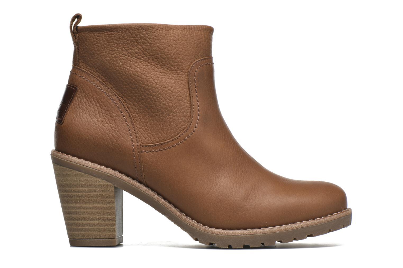 Bottines et boots Panama Jack Arles Marron vue derrière