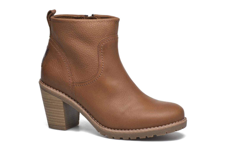 Bottines et boots Panama Jack Arles Marron vue détail/paire