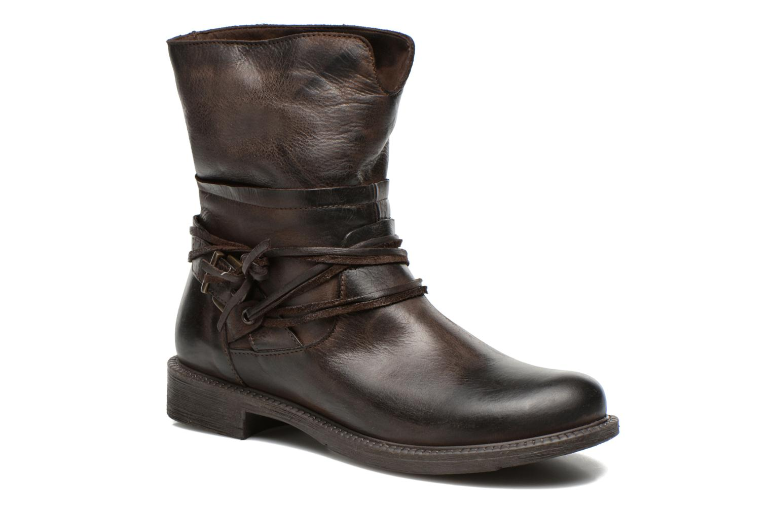 Bottines et boots Sweet Lemon L.8.Pistilo Marron vue détail/paire