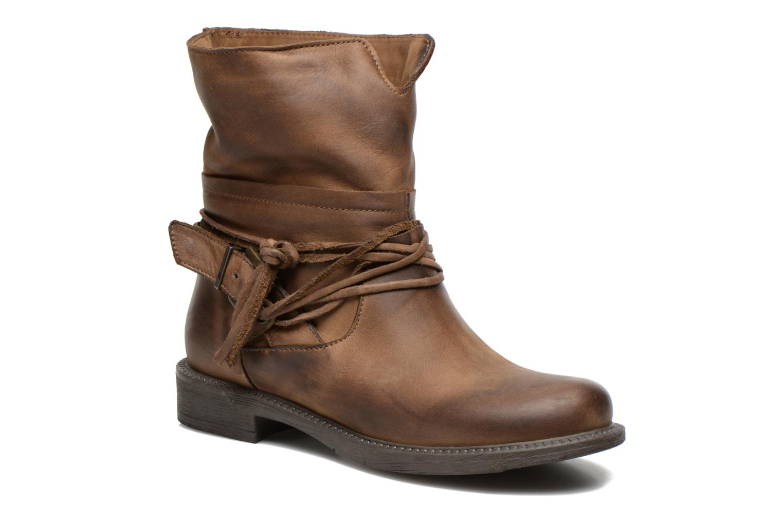 Bottines et boots Sweet Lemon L.8.Pistilo Marron vue détail/paire