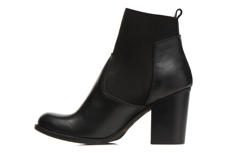 Bottines et boots Sweet Lemon L.5.Eville Noir vue face