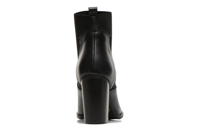 Bottines et boots Sweet Lemon L.5.Eville Noir vue droite