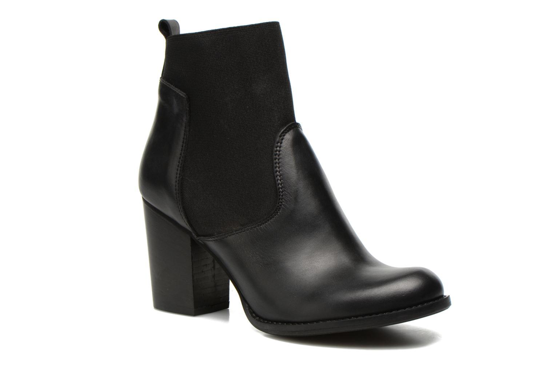Bottines et boots Sweet Lemon L.5.Eville Noir vue détail/paire