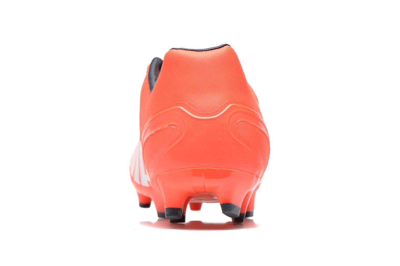 Chaussures de sport Puma Evospeed 4 4 FG Orange vue droite