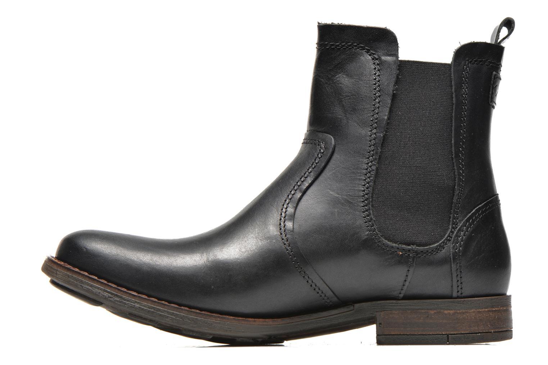Bottines et boots P-L-D-M By Palladium Una Noir vue face