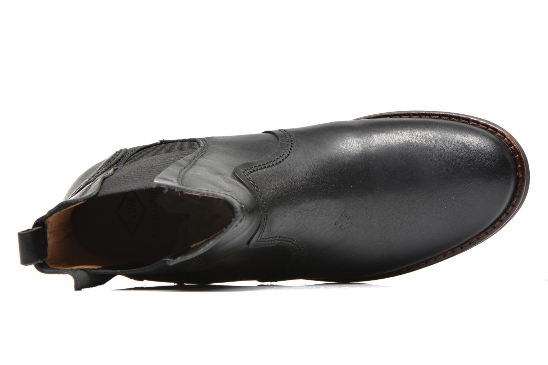 Bottines et boots P-L-D-M By Palladium Una Noir vue gauche