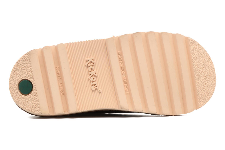 Chaussures à lacets Kickers Neorallye Marron vue haut