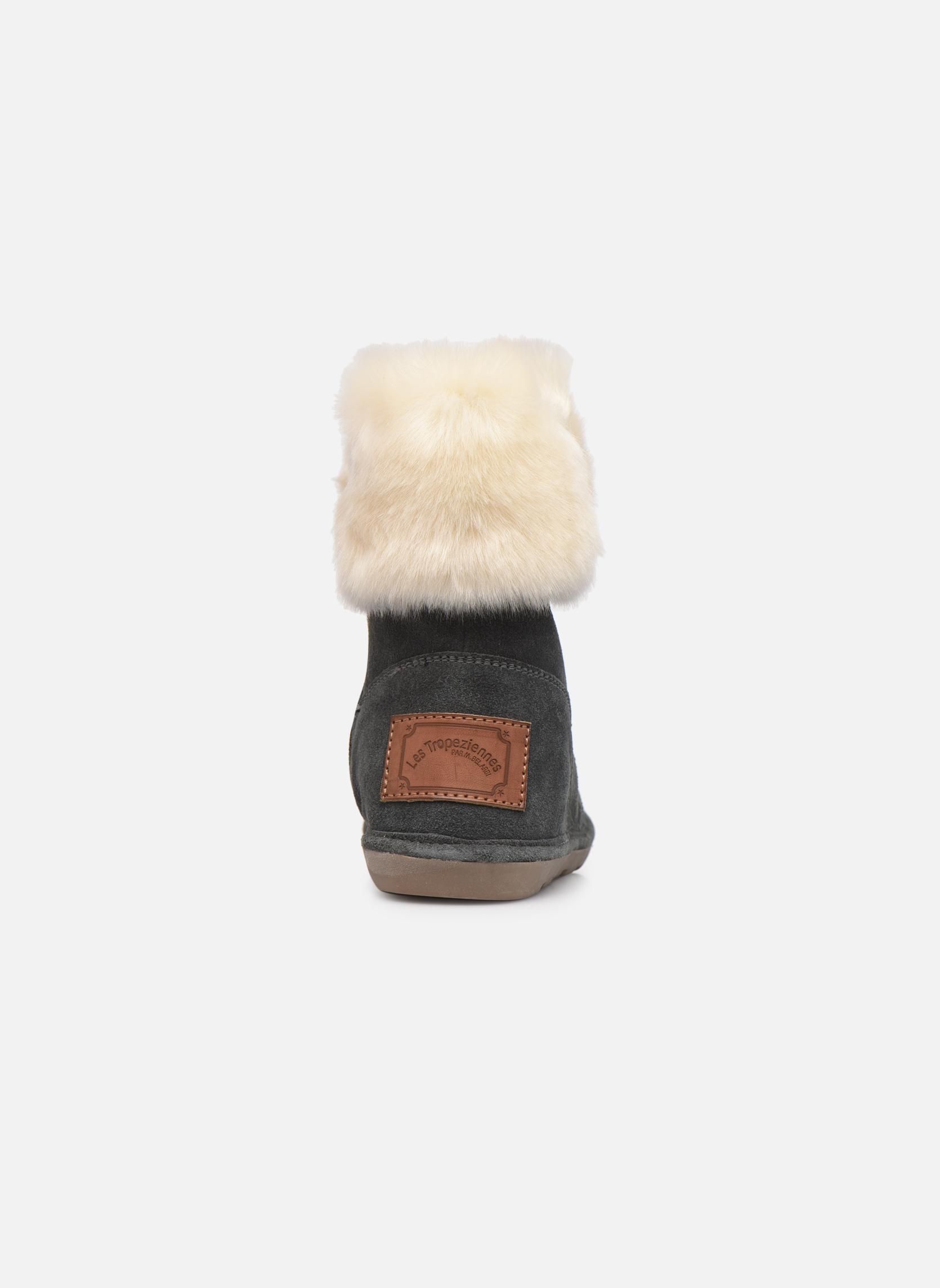 Stiefeletten & Boots Les Tropéziennes par M Belarbi Loupiot grau ansicht von rechts