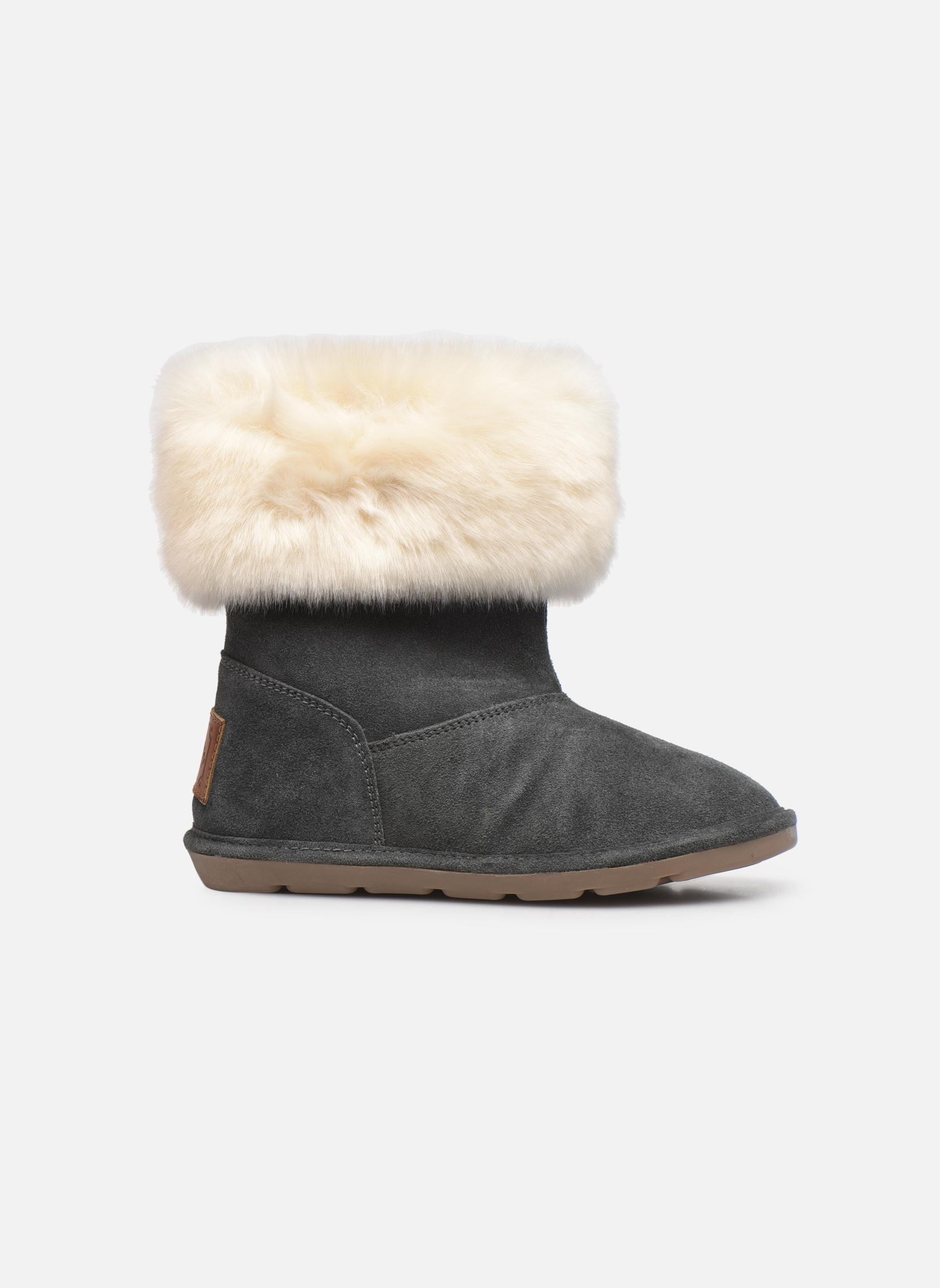 Stiefeletten & Boots Les Tropéziennes par M Belarbi Loupiot grau ansicht von hinten