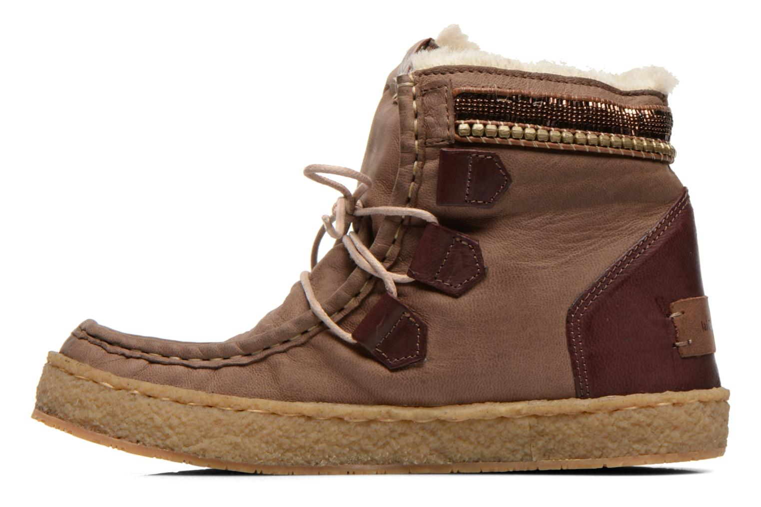 Annick Tokyo Brown leather