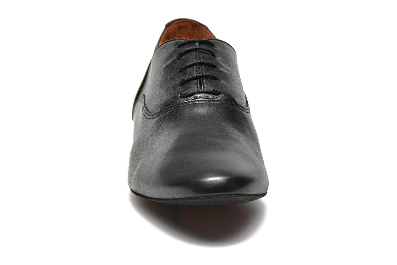 Chaussures à lacets COSMOPARIS Viani Noir vue portées chaussures