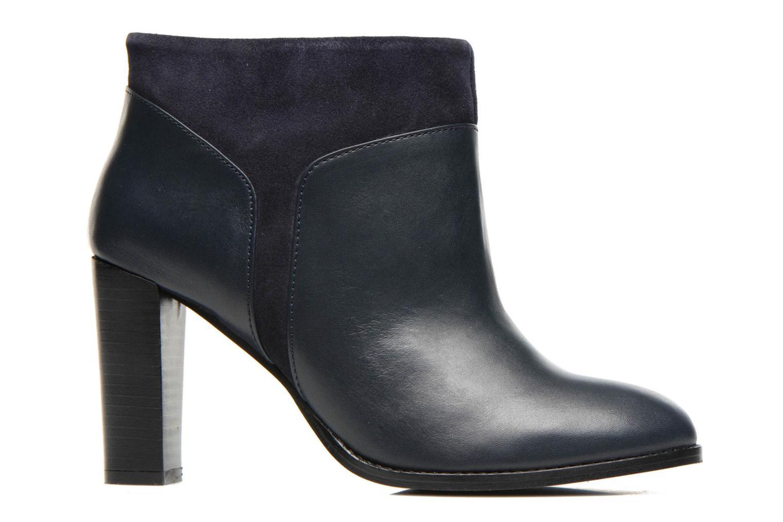 Bottines et boots COSMOPARIS Valaya/bi Bleu vue derrière