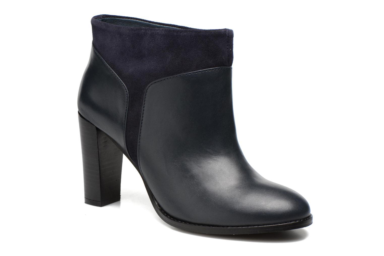 Bottines et boots COSMOPARIS Valaya/bi Bleu vue détail/paire