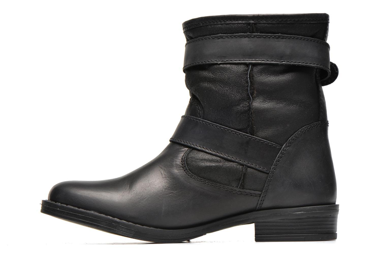 Bottines et boots COSMOPARIS Fatana Noir vue face