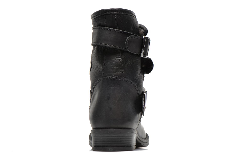 Bottines et boots COSMOPARIS Fatana Noir vue droite