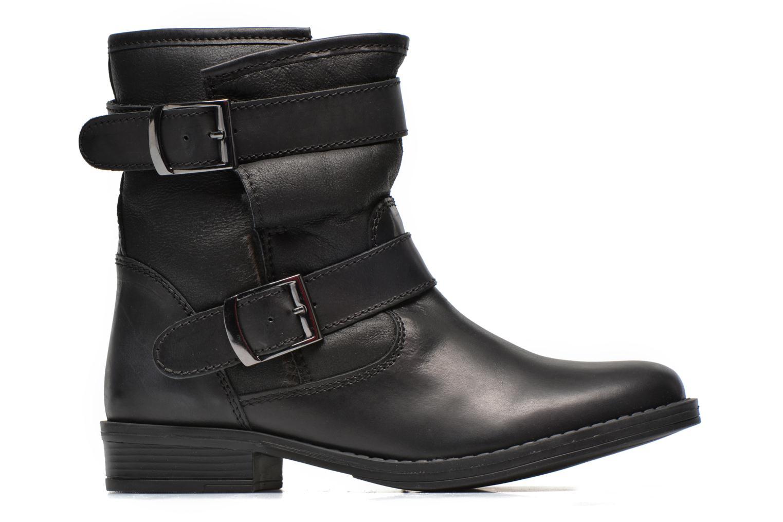 Bottines et boots COSMOPARIS Fatana Noir vue derrière