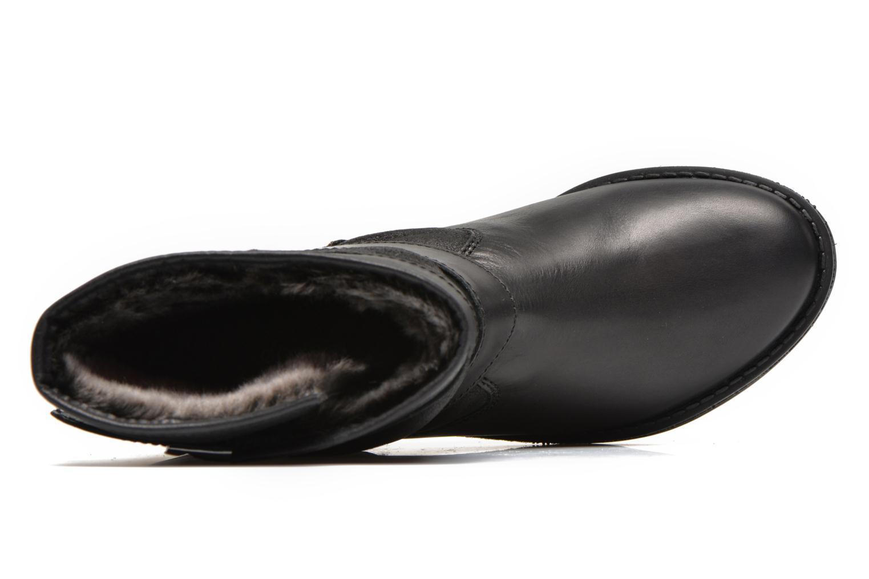 Bottines et boots COSMOPARIS Fatana Noir vue gauche