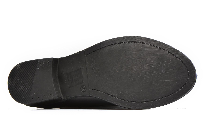 Bottines et boots COSMOPARIS Fatana Noir vue haut
