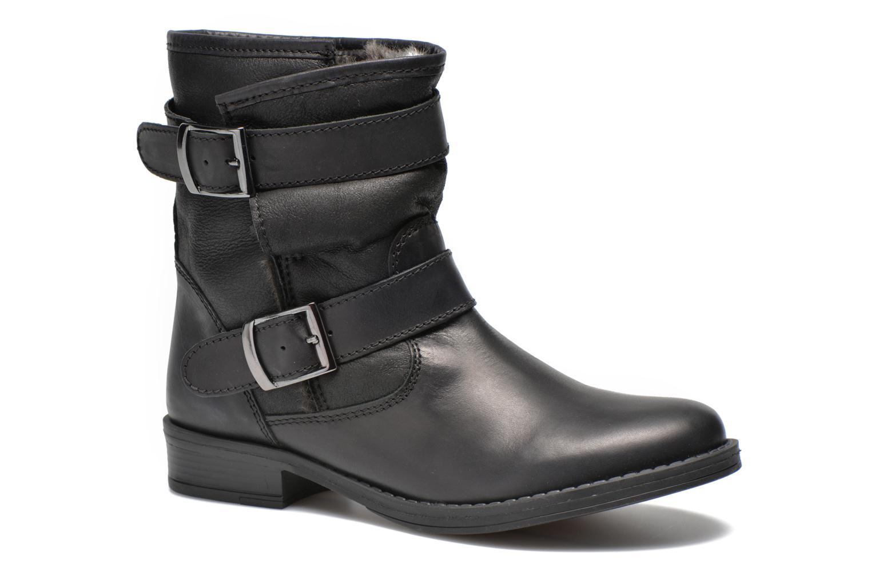 Bottines et boots COSMOPARIS Fatana Noir vue détail/paire