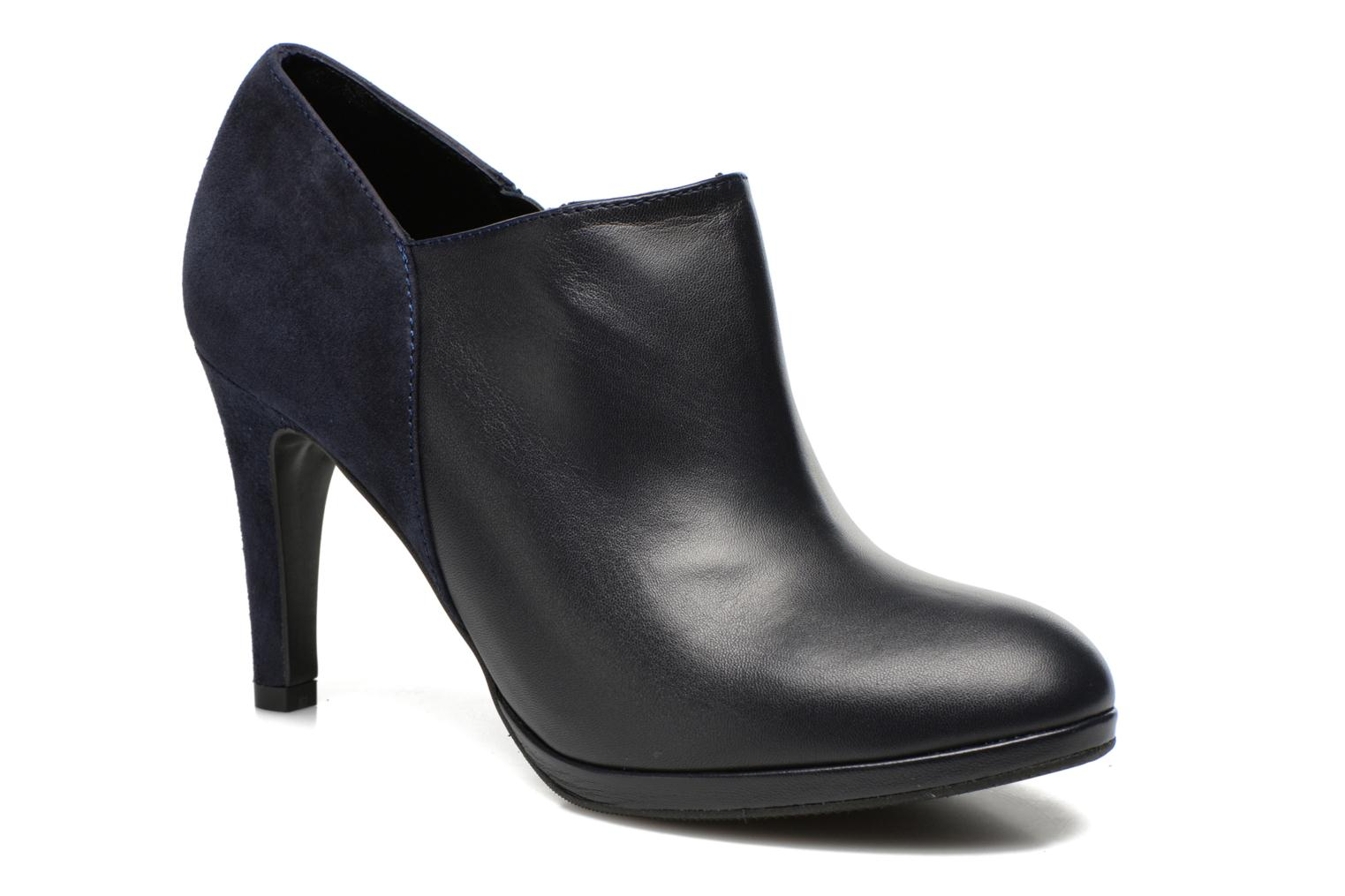 COSMOPARIS Malay/bi (Bleu) - Bottines et boots chez Sarenza (233556)