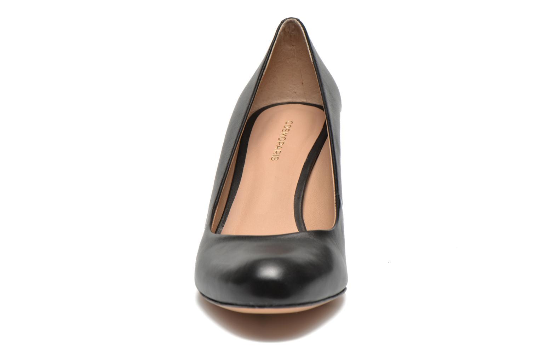 Escarpins COSMOPARIS Jennie Noir vue portées chaussures