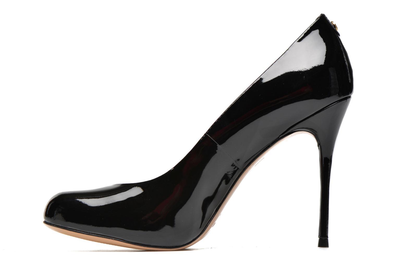 High heels COSMOPARIS JollaneVer Black front view