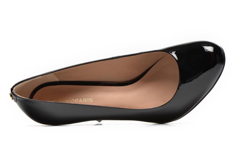 High heels COSMOPARIS JollaneVer Black view from the left