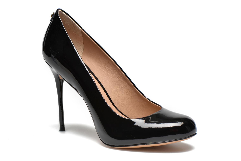 High heels COSMOPARIS JollaneVer Black detailed view/ Pair view