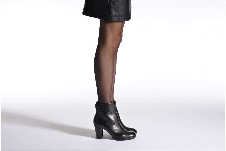 Bottines et boots Stonefly Greta 4 Noir vue bas / vue portée sac