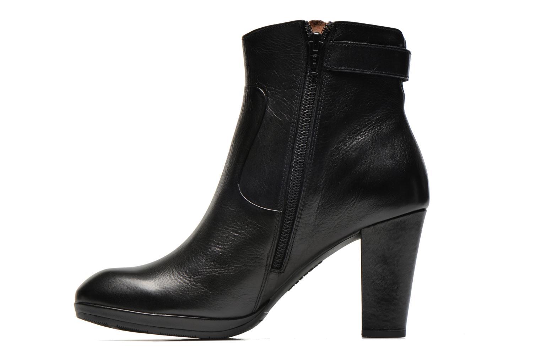Bottines et boots Stonefly Greta 4 Noir vue face