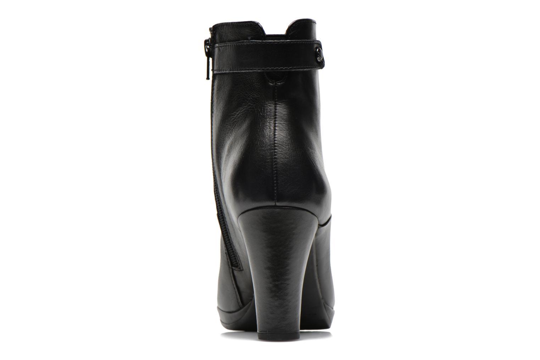 Bottines et boots Stonefly Greta 4 Noir vue droite