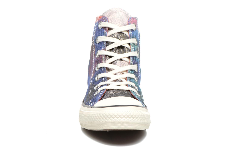 Sneaker Converse Chuck Taylor All Star Missoni Hi W mehrfarbig schuhe getragen