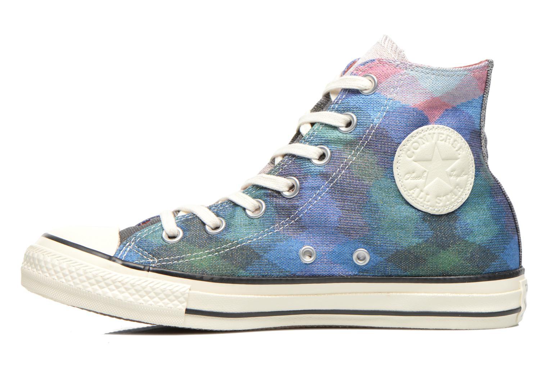 Sneaker Converse Chuck Taylor All Star Missoni Hi W mehrfarbig ansicht von vorne