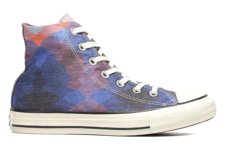 Sneaker Converse Chuck Taylor All Star Missoni Hi W mehrfarbig ansicht von hinten