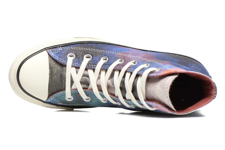 Sneaker Converse Chuck Taylor All Star Missoni Hi W mehrfarbig ansicht von links